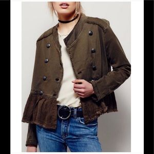 Free People | Military Inspired Jacket
